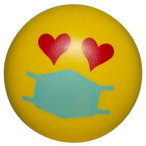 Love PPE Emoji Squeezies� Stress Reliever