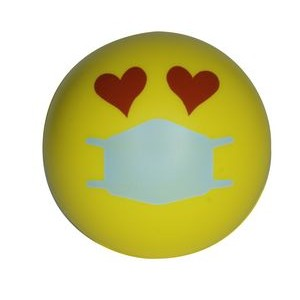 Love PPE Emoji Squeezies� Stress Ball