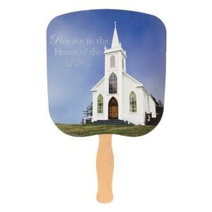 House Of The Lord Stock Religious & Inspirational Fan