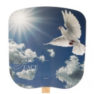 Peace Stock Religious & Inspirational Fan